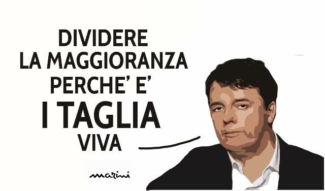 renzi italia viva