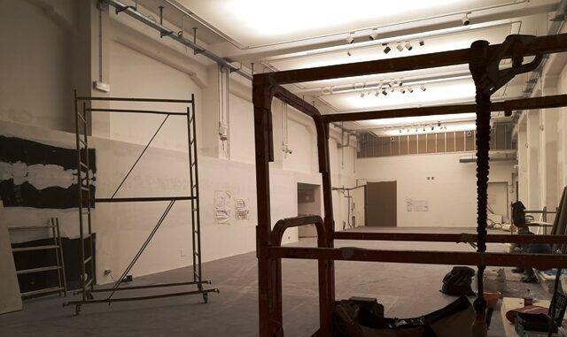 GALLARATE – Il Maga di Gallarate è un cantiere. La chiusura imposta dal Dpcm consente di lavorare con maggiore intensità all'interno del museo d'arte contemporanea che si prepara alla grande rivoluzione del 2021. Verrà inaugurato infatti la prossima primavera il nuovo Polo culturaleGALLARATE – Il Maga di Gallarate è un cantiere. La chiusura imposta dal Dpcm consente di lavorare con maggiore intensità all'interno del museo d'arte contemporanea che si prepara alla grande rivoluzione del 2021. Verrà inaugurato infatti la prossima primavera il nuovo Polo culturale