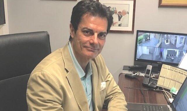 Giuseppe Taldone Forza Italia