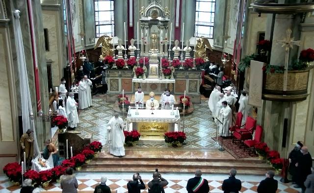 cassano magnago basilica san giulio