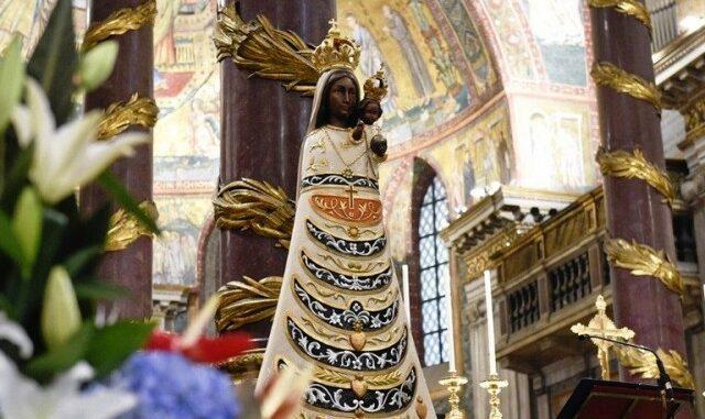 malpensa statua madonna loreto