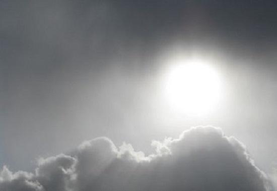 nubi schiarite promontorio sereno