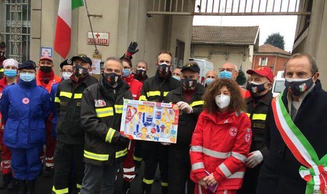 busto solidarietà vigili fuoco