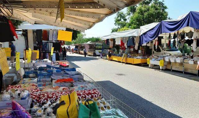 sesto calende mercato centro