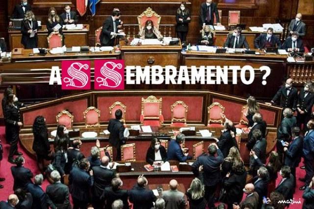 assembramento senato