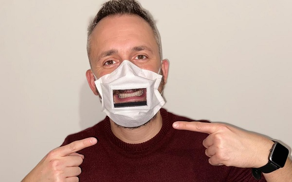busto arsizio mascherina sordi