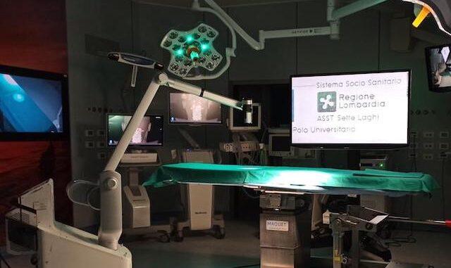 Sala Operatorio neurochirurgia 3