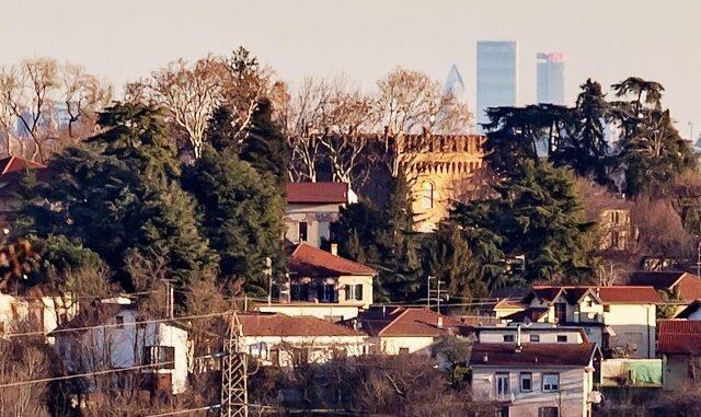 gallarate skyline milano city life