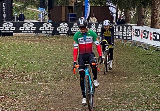 ciclocross bertolini aru tricolore