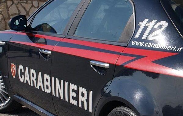 sangiorgiosulegnano carabinieri spaccio arresto