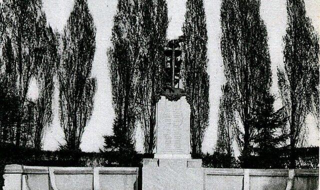 fagnano monumento caduti