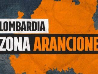 lombardia covid zona arancione