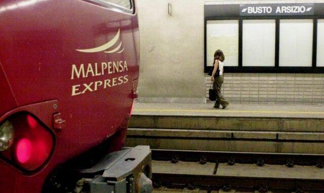 malpensa express tagli pendolari