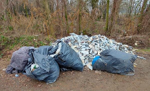villacortese riciclone rifiuti covid