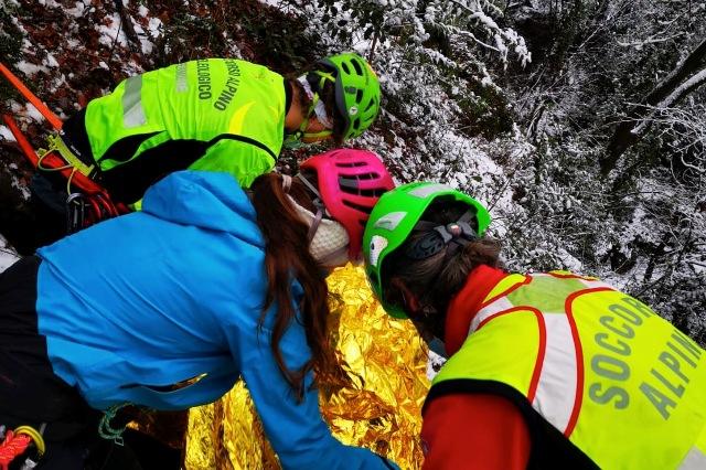 varese esercitazione soccorso alpino