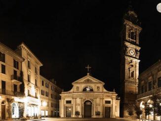 varese basilica falò sant'antonio celebrazioni