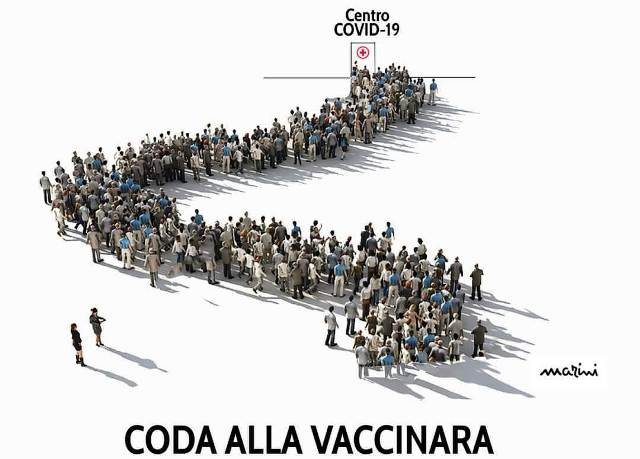 code vaccini