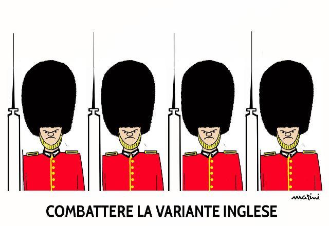 variante inglese