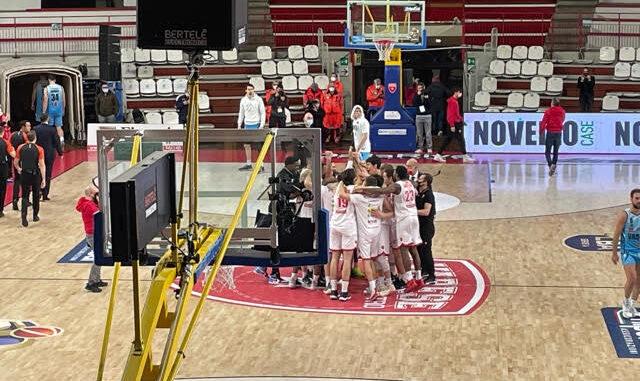 Openjobmetis Varese Campionato Cremona