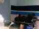 gallarate clochard ospedale polizia