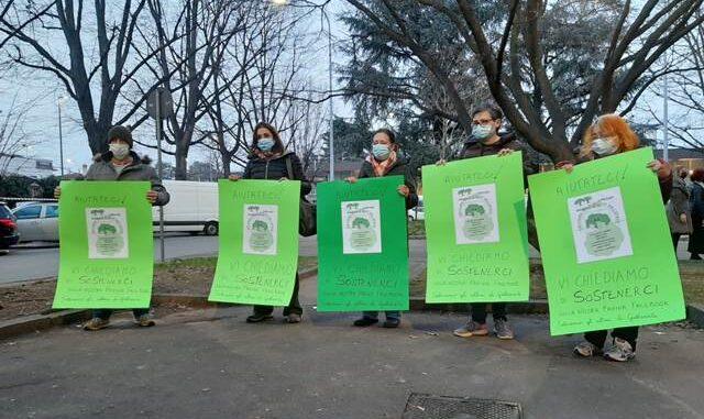 gallarate piazza giovanni ambientalisti