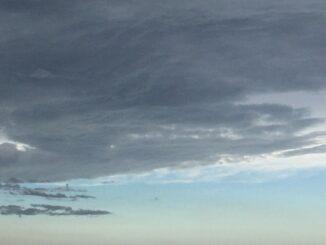 nuvole piovaschi tempo stabile