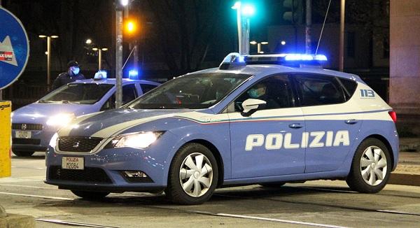 legnano polizia arresto sorvegliato