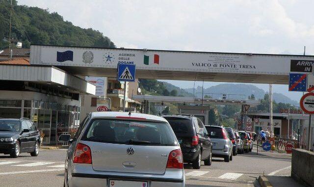 svizzera ponte tresa