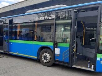 autolinee varesine bus pulito