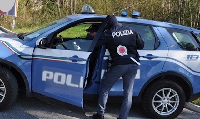 busto polizia droga pony express