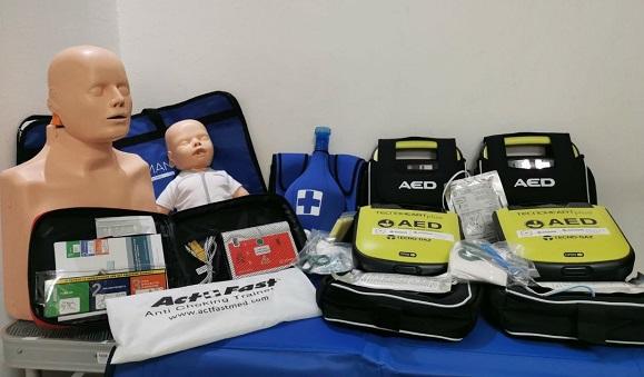 defibrillatori arrestocardiaco 60.000vitedasalvare altomilanese