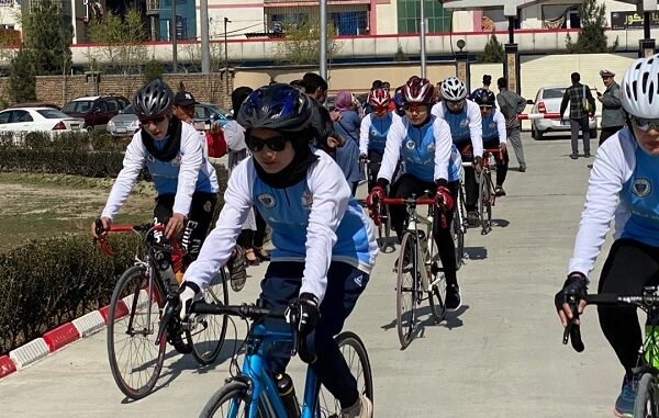 ciclismo afghanistan donne olimpiadi
