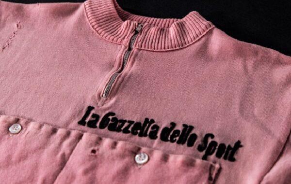 ciclismo giro maglia rosa