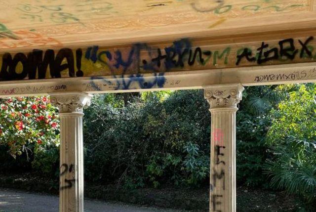 varese gregori degrado vandali