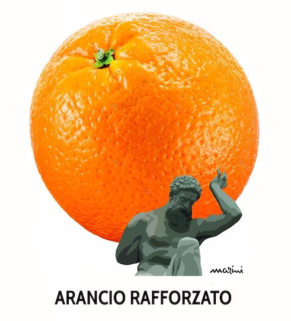 zona arancione rafforzato marini