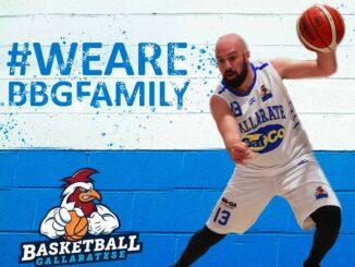 Basket Campionato CGold Lombardia