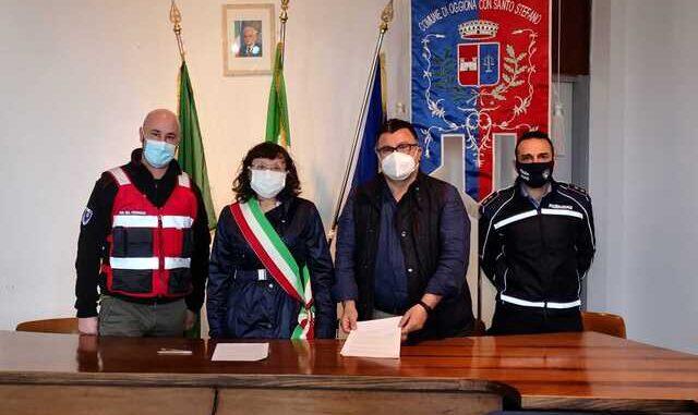 oggiona cassano associazione carabinieri