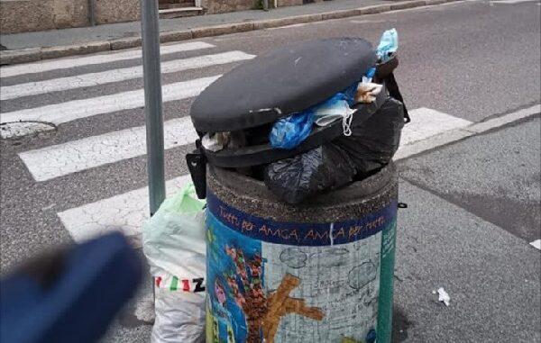 legnano rifiuti abbandono sanzioni