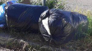 casorate rifiuti abbandonati