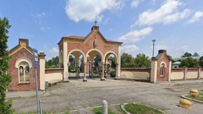 castellanza cimitero lavori