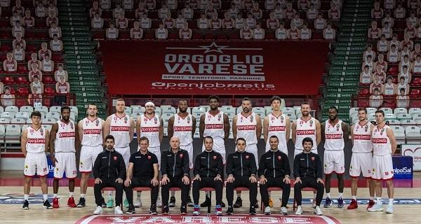 Openjobmetis Varese Campionato Treviso