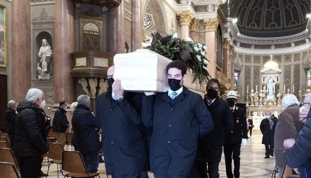 gallarate paolo caravati funerale