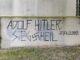 gallarate scritte neonaziste martignoni 01