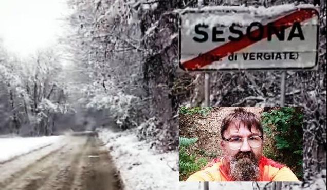 golasecca giovanniello morto neve