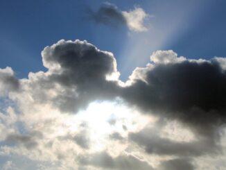 nubi schiarite correnti fredde