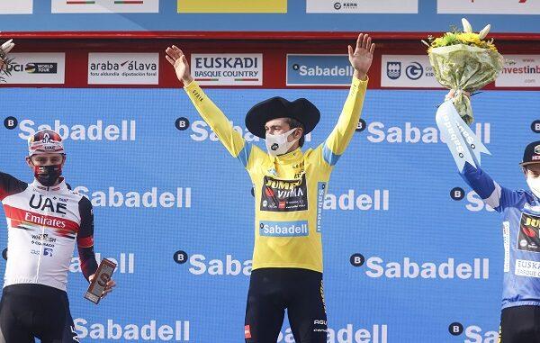 ciclismo roglic paesi baschi