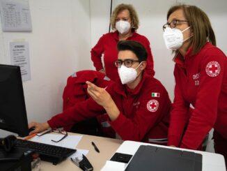 varese giovani volontari croce rossa