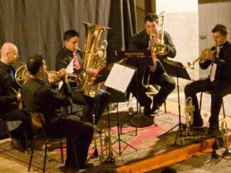 sanvittoreolona festa patronale concerto Marsican Brass Quintet