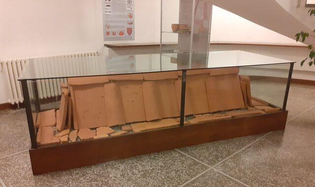 oggiona tomba cappuccina restaurata