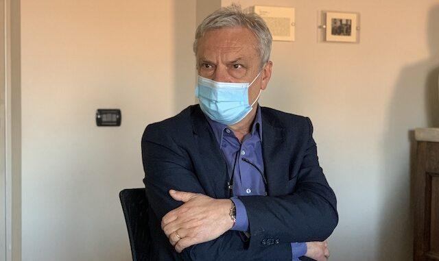 Claudio Arici asst Valle OLona